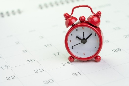 Set deadlines when working from home during coronavirus